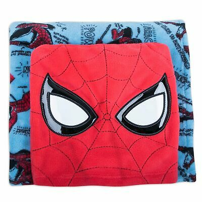 Marvel Spider-Man Fleece Throw Spider Man Fleece