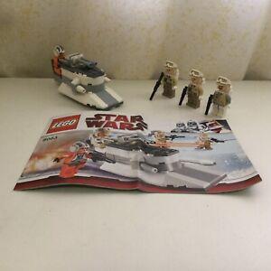 Lego Star Wars 8083 Rebel Trooper Battle pack Fairy Meadow Wollongong Area Preview