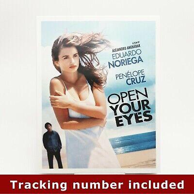Open Your Eyes BLU-RAY Full Slip Edition
