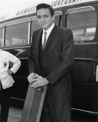 Johnny Cash 4x6 Music Memorabilia * FREE US SHIPPING