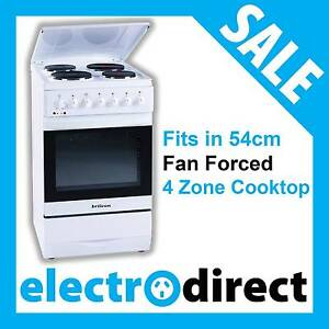 50cm Electric Freestanding Oven Upright Cooker Stove Fan Forced Dandenong Greater Dandenong Preview