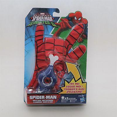 Hasbro B5765 Marvel Ultimate Spider-Man Spiderman Hero FX Handschuh mit Sound