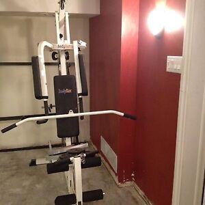 BodyFlex weight machine