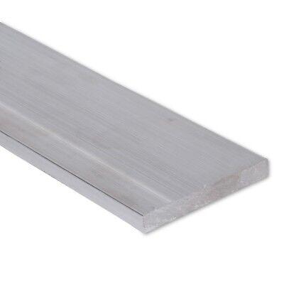 12 X 4 Aluminum Flat Bar 6061 Plate 24 Length T6511 Mill Stock 0.5