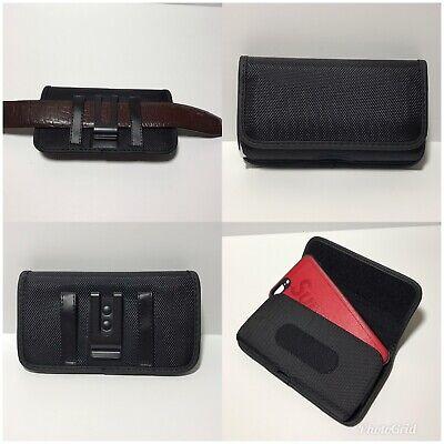 1,3, pcs Horizontal Cell Phone Pouch Case Belt Clip Universal Holster Lot