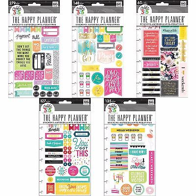 Create 365 The Happy Planner   Planner Stickers   5 Sheets   Choose One