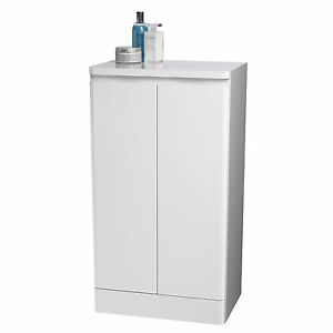 white freestanding bathroom cabinets white freestanding bathroom floor cabinet cupboard 21533