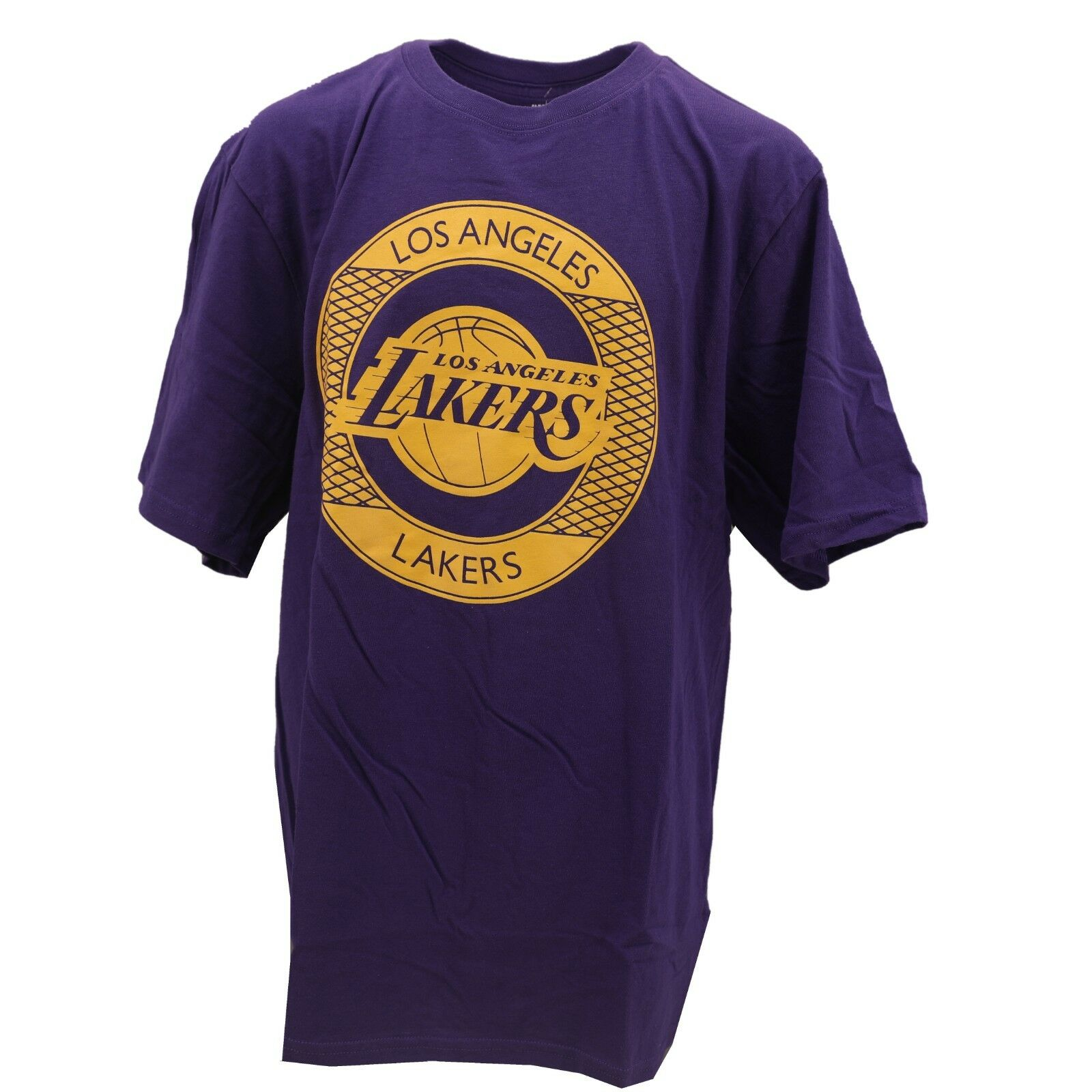 b8cefcf72 Details about Los Angeles Lakers Official NBA Apparel Kids Youth Size T- Shirt New with Tags