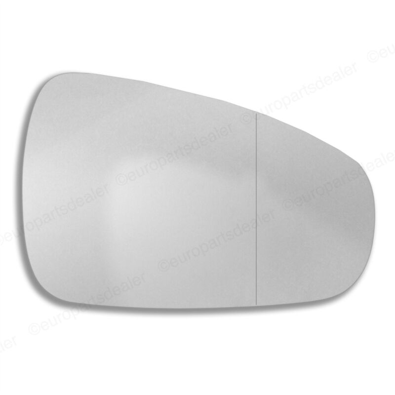 For Lexus CT 200 10-16 right hand driver side wide angle wing door mirror glass