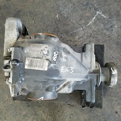 2004-2010 BMW 645Ci REAR DIFFERENTIAL AXLE DIFF CARRIER OEM 7526374