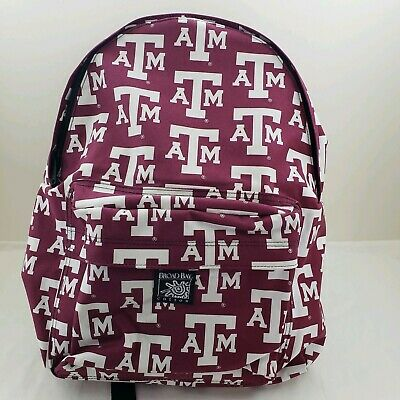 Texas A&M Backpack full size Adjustable NWT school football Aggie New - Texas A&m Graduation