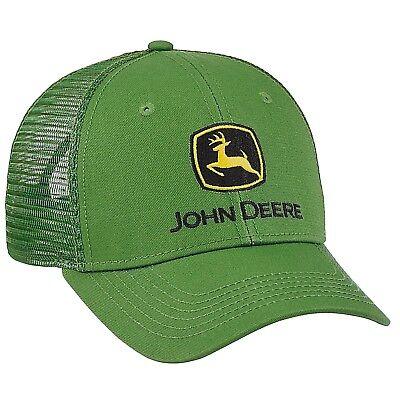 Emo Hats (JOHN DEERE GREEN TRADITIONAL TRUCKERS PUNK EMO HAT CAP )
