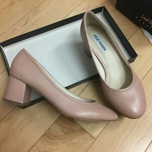 Only wore once Steve Madden pink heels US6.5