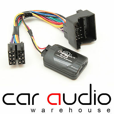 CTSRN003 Renault Laguna 2000-2005 Car KENWOOD Stereo Steering Wheel Interface