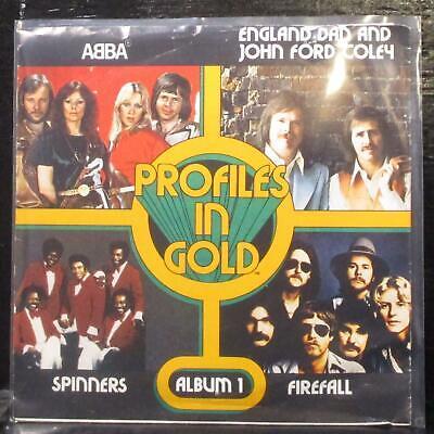 "Various Artists - Profiles In Gold Album 1 7"" VG+ Vinyl 33 OP-7501 USA 1978"