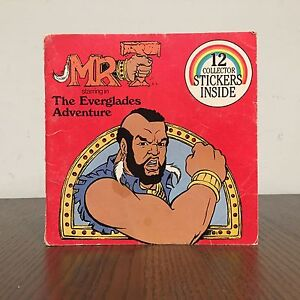 1983 Mr. T starring in The Everglades Adventure