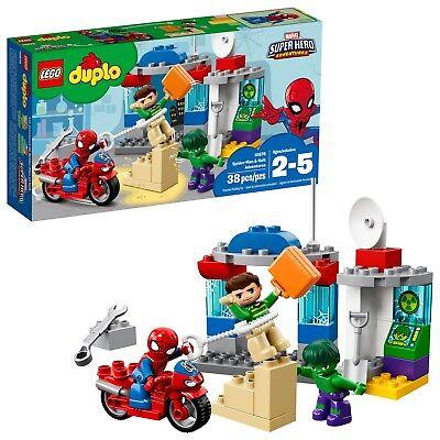 LEGO® DUPLO® Marvel Super Heroes - Spider-Man & Hulk Adventures 10876 38 Pcs