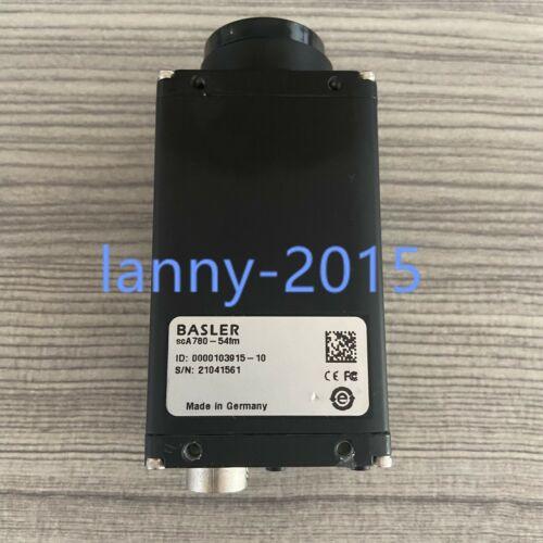 1pc Used Basler Sca780-54fm #z1