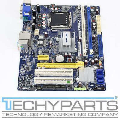 Foxconn G41MX-F LGA 775 Intel G41 Micro ATX Intel Motherboard - $29.99