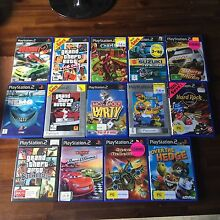 PlayStation 2 with 36 games Kedron Brisbane North East Preview