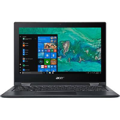Acer Spin 1 Laptop Intel Pentium Silver N5000 1.10 GHz 4GB RAM 64GB Flash Win10H