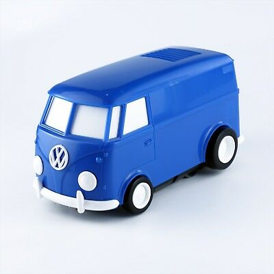 STOKYO VINYL KILLER SCRACH record Runner Volkswagen Bus Blue Player Japan NEW