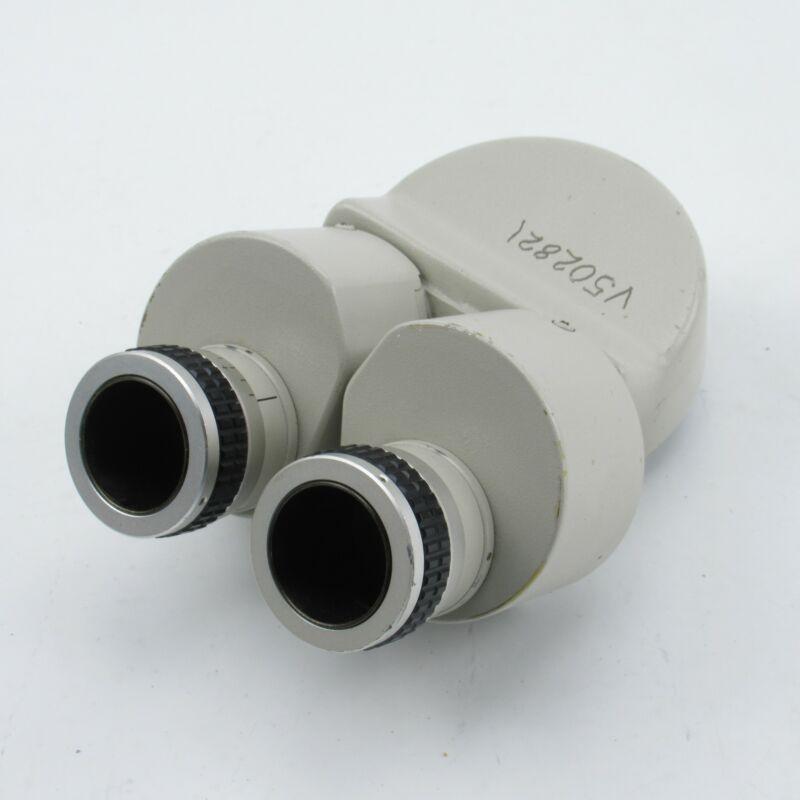 NIKON BINOCULAR HEAD FOR SMZ-10 STEREO ZOOM MICROSCOPES
