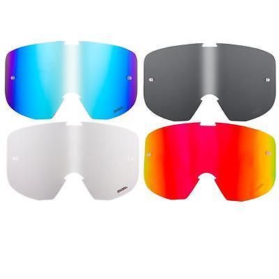 O'Neal Ersatz Scheibe B1 RL Goggle Brille AntiFog Glas Linse Lens Ersatzteil