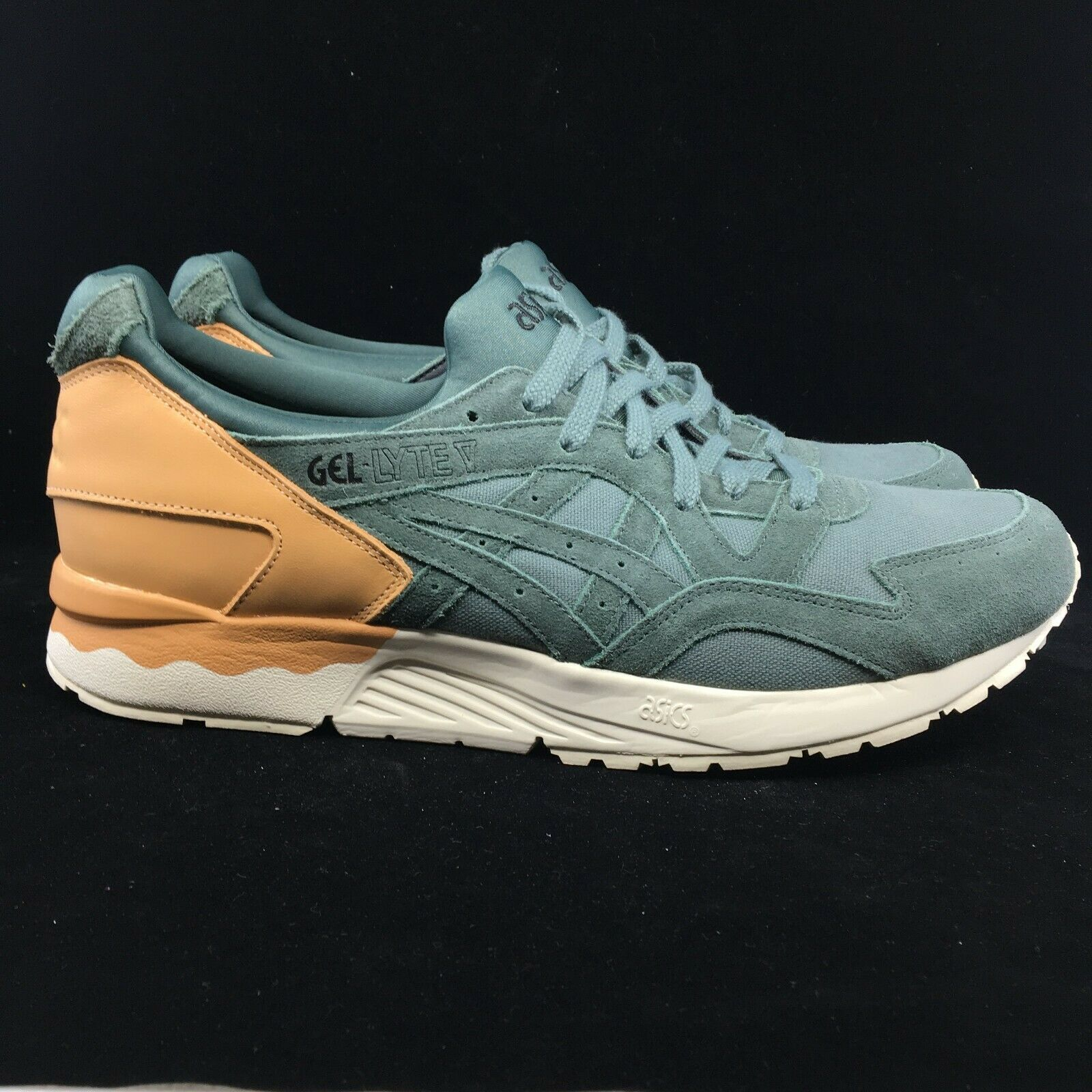 Asics - Gel-Lyte V  Reef Waters / Birch Sneaker HL7K0-4002
