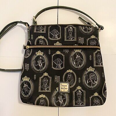 Dooney and Bourke Disney Haunted Mansion Purse Crossbody Bag