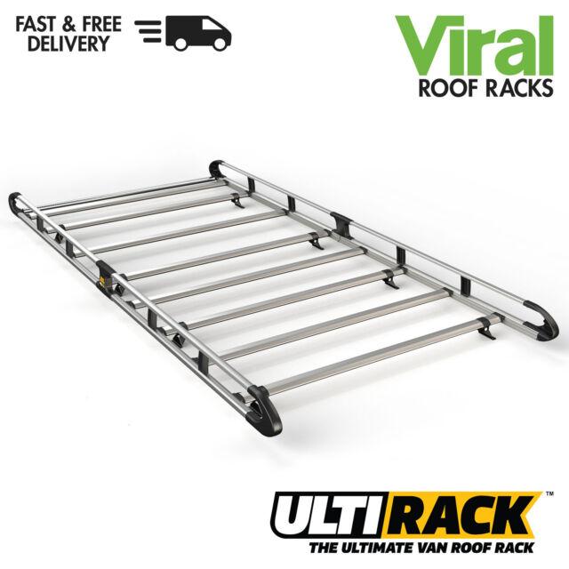 Sprinter, Crafter MWB High Roof 06+ Van Guard ULTI Rack Aluminium Van Roof Rack