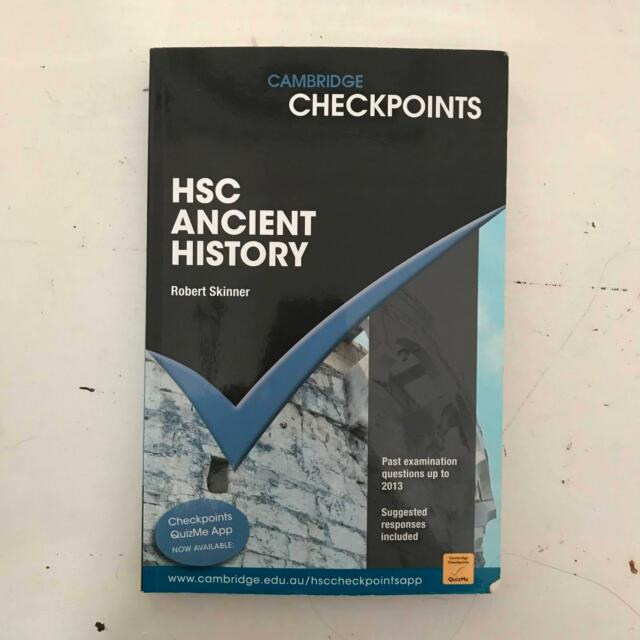 hsc ancient history exam guide Re: predictions for the 2013 ancient history exam from now until the start of the ancient history exam tomorrow all of my notes will be half price if you need an extra edge or just want to memorise some more quotes now is the best time to do it.