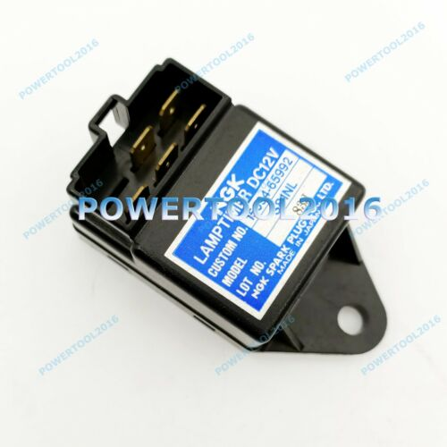 Glow Plug Relay SBA385870500 for New Holland TC35 TC35D TC40 TC40D TC45 TC45D
