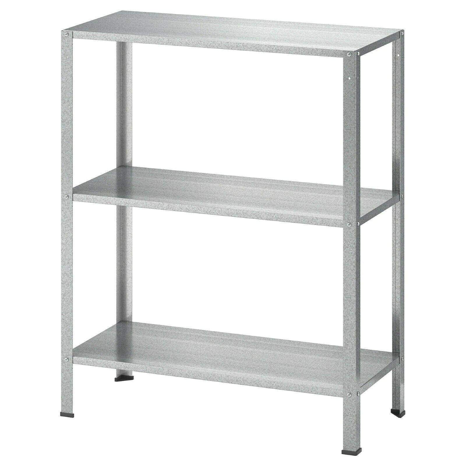 Ikea Regal 60x27x74cm Standregal Balkon Lagerregal Kellerregal Badregal NEU