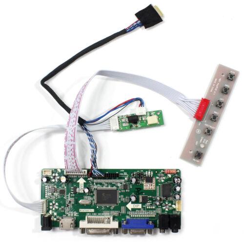 HD MI VGA DVI Audio Controller Board For 9.7inch LTN097XL01 1024X768 LCD Screen