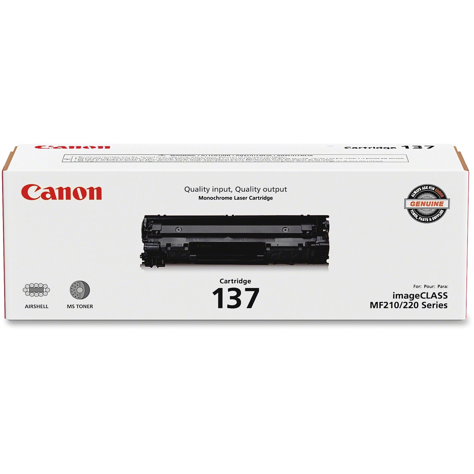 toner cartridge compatible with 137 black