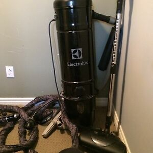 Electrolux Central Vacuum