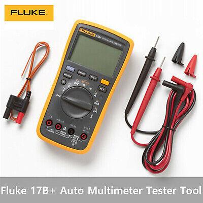 Fluke 17b Auto Multimeter Voltage Temperature Tester Handheld Portable