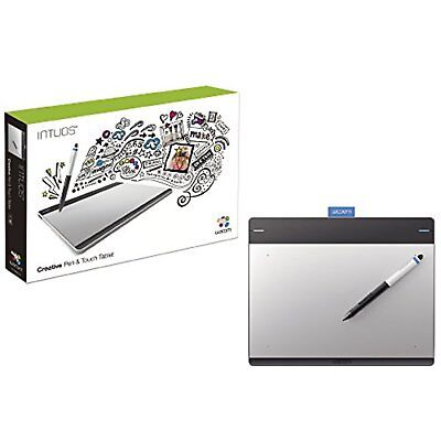 WACOM CTH-680 Intuos Pen & Touch Medium M Size CTH-680/S2 F/S w/Tracking# Japan