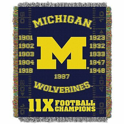 Michigan Commemorative NCAA 48