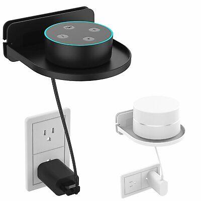 Portable Wall Mount Shelf Holder for Sonos Play:1 Amazon Echo Dot Google Mini