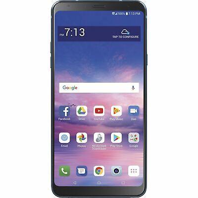 Tracfone LG Stylo 4 4G LTE Prepaid Cell Phone 16GB - Sim Card Included - CDMA