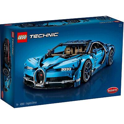 Brand New Lego Technic Bugatti Chiron (42083) Sealed