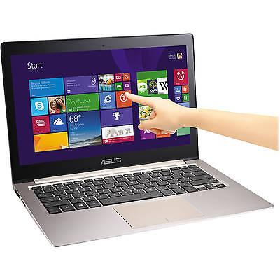 """New ASUS ZenBook UX303LA-US51T 13.3"""" i5 8GB 256GB SSD QHD+ Touchscreen"""