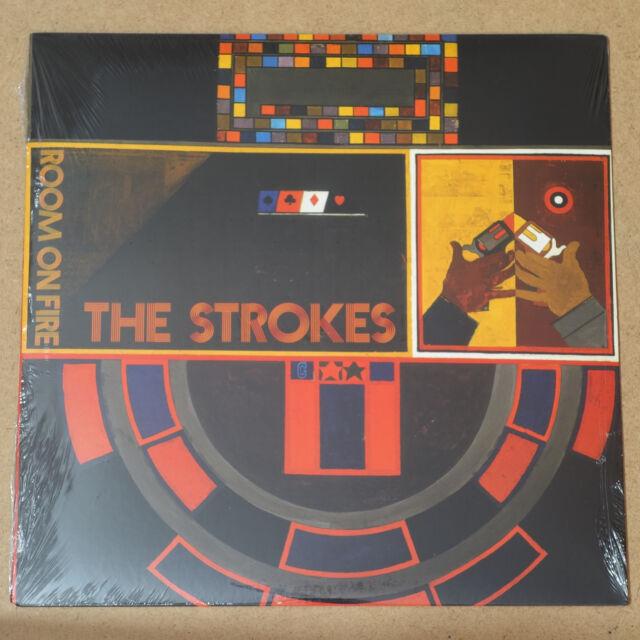THE STROKES - Room on Fire **LTD Vinyl-LP**NEW**sealed**US press**