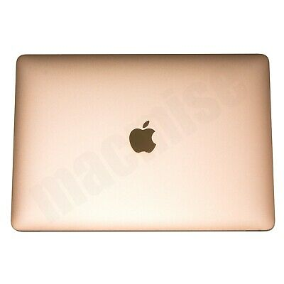 """NEW LCD Screen Display Assembly Rose Gold MacBook Air 13"""" A2179 A1932 2019 2020"""