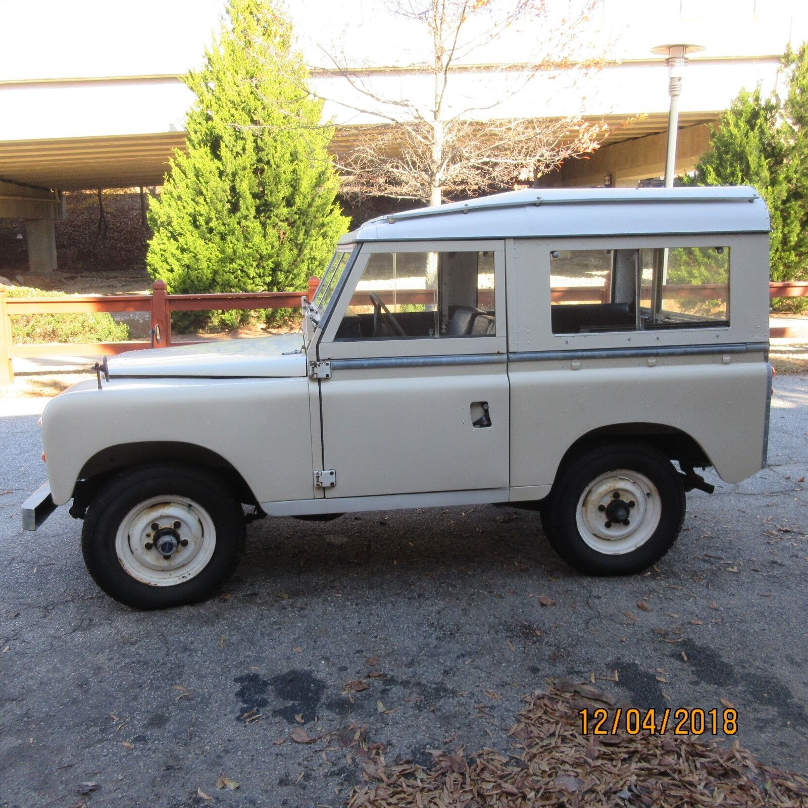 1974 Land Rover LR3  Land Rover  Series III1974 Very good condition