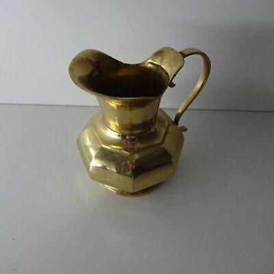 Chalice Brass Vase Pitcher