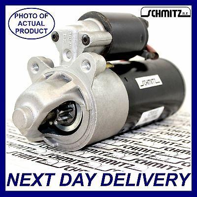 FITS MAZDA 121 MKIII 1.8D 1996-2003 GENUINE RMFD STARTER MOTOR 2.2KW