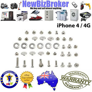 iPhone-4-FULL-SCREW-SET-inc-Bottom-Pentalobe-Screws-Original-Genuine-New